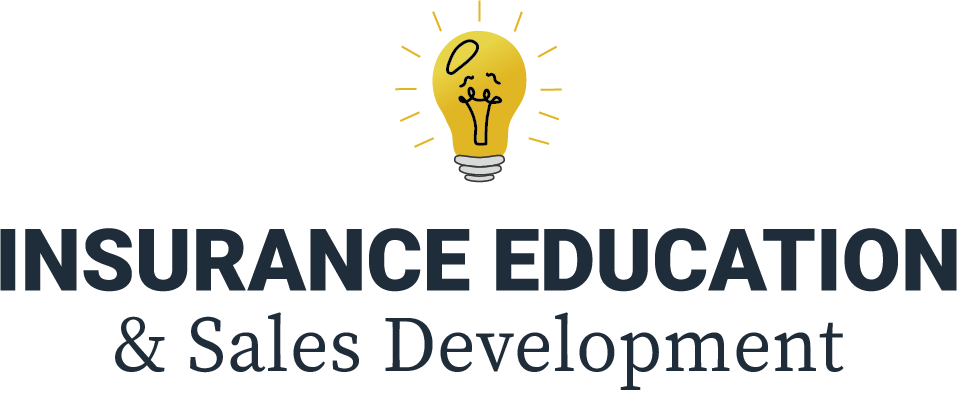 Insurance Sales Training & Education Logo
